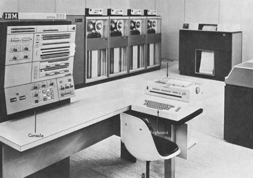 IBM 360 Mainframe