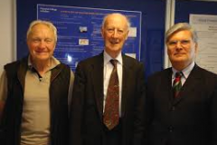 Prof John Westcott and Prof David Q Mayne
