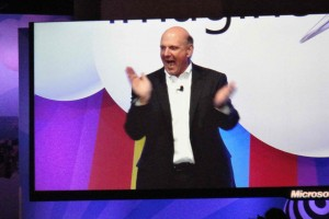 Steve Ballmer - CEO of Microsoft - opens Imagine Cup 2011 in NYC