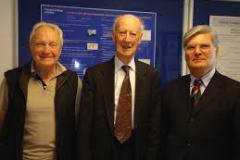 Prof John Westcott and Prof David Q Mayne